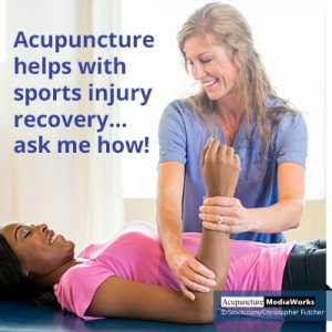 acupuncture and sports