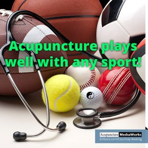 acupunture and sports